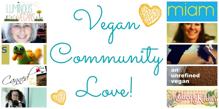 Vegan Community Love
