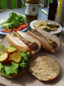 Udi's Hamburger and Hot dog buns