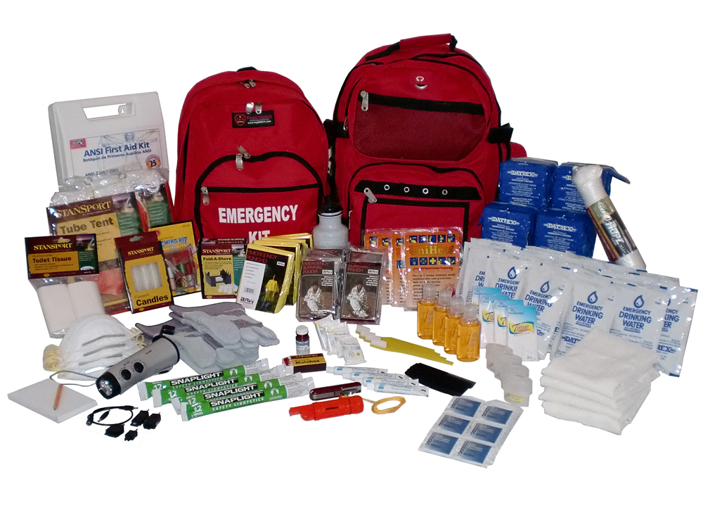 Do You Have a Disaster Bag Packed? A Just in Case...
