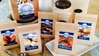 9 People in Family Diagnosed w/Celiac… Meet Matthew Mehl & his GF Flour Company