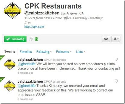 CPKtweet