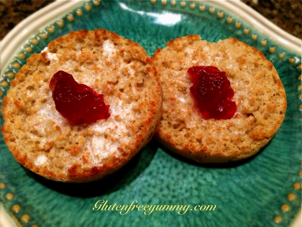 English Muffins gluten-free
