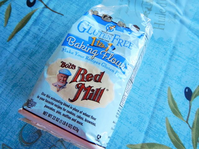 Bob's Red Mill Baking Flour