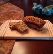Carrot-Zucchini Bread (paleo)