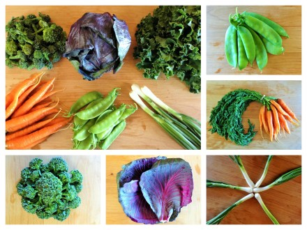 Vitamin-Rich Veggies