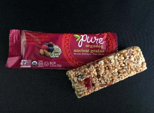 Triple-Berry Pure Bar