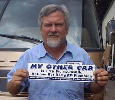Bumper sticker 2