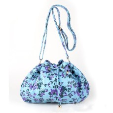 2014-New-Fashion-PU-Leather-Women-Handbags-Small-Drawstring-Bag-Casual-Shoulder-Messenger-Bags-Floral-Printing