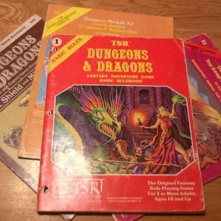 D&D Burgoo: A Touch of Nostalgia