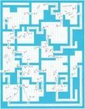 Markuped Map