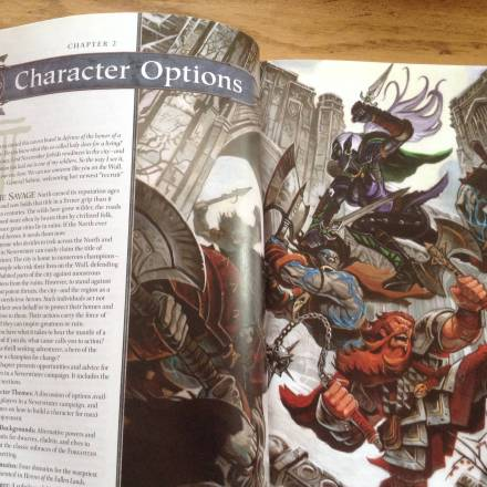 Troy's Crock Pot: Characters for a Thematic Game