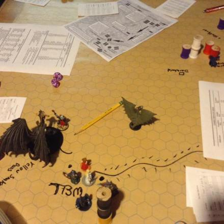 Troy's Crock Pot: You've got your wargame in my rpg