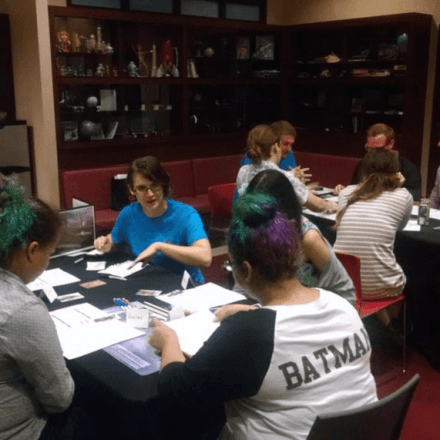 Pop-up Roleplaying Games