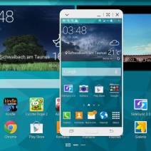 Samsung Galaxy Tab S SideSync