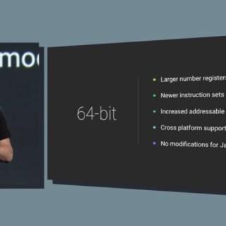 64 Bit für Android L