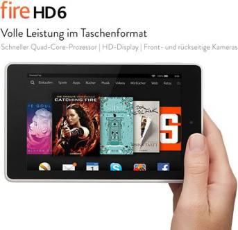 Kindle Fire HD 6