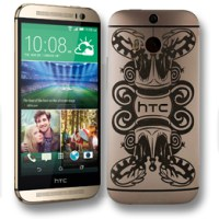 HTC verlost ein HTC One M8 Amber Gold in der PHUNK Edition
