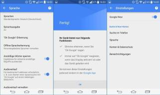 LG G3 mit Android 5.0 Lollipop