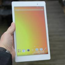 Sony Xperia Z3 Tablet Compact Test