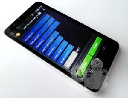 Sony Xperia E4 finaler Prototyp