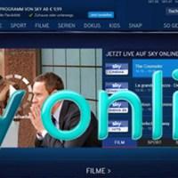 Sky Online ab sofort auch für LG Smart TVs