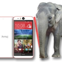 HTC Desire EYE: Der Falltest mal ganz anders