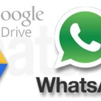 WhatsApp entfernt vorläufig wieder Google Drive Backup