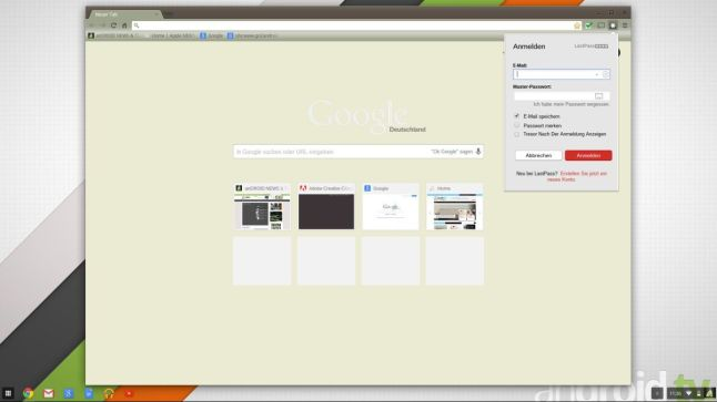 Chrome OS Web Apps