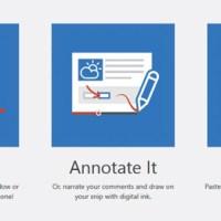 Microsoft Snip: Screenshots mit Audio-Notiz und Zeichnungen