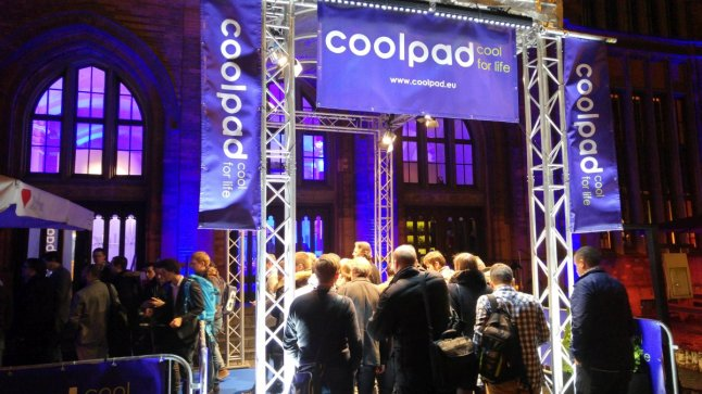Coolpad Event