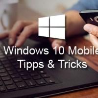 Der Lumia 950 (XL) Tipp: Apps ohne Windows Store installieren [05]