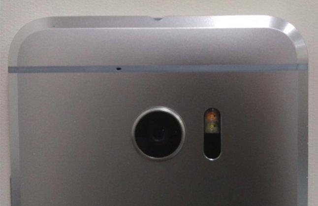 HTC One M10 Rückseite