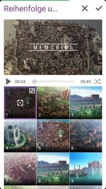 ASUS MiniMovie Diashow App