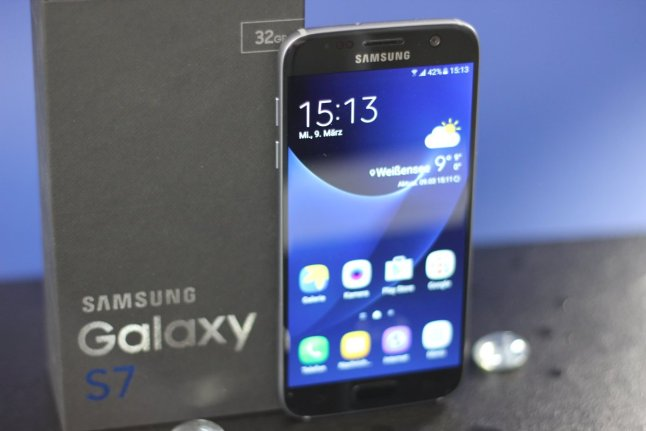 Samsung Galaxy S7 Test