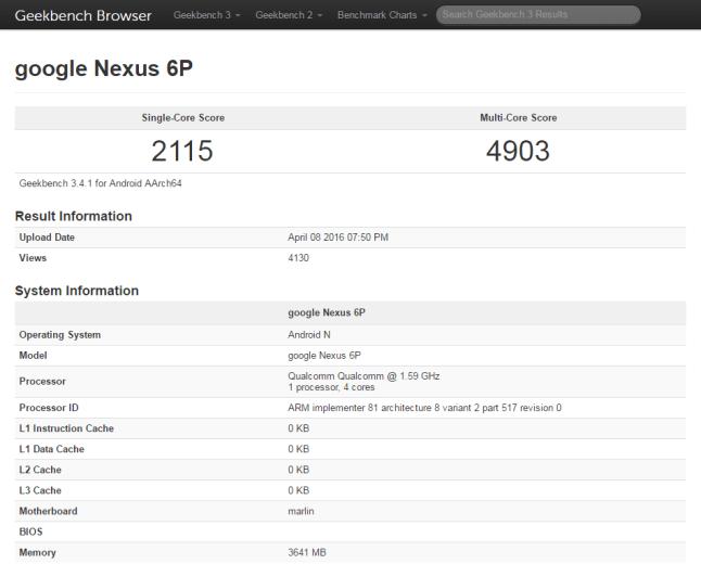 Google Nexus 6P Reloaded