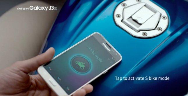 Samsung S Bike Mode