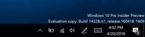 Windows 10 Insider Preview Build 14328