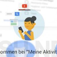 My Activity: Google überlässt dir die Überwachung deiner Daten!