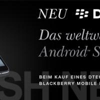 BlackBerry DTEK50: Das zweite Android Smartphone ist offiziell