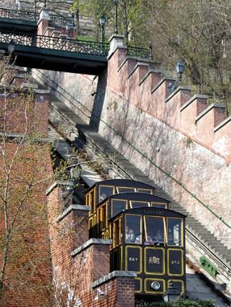 Mountain rail, Budapest