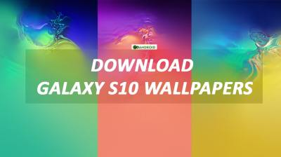 Download Galaxy S10 wallpapers from here [Official   QHD Resolution] - GoAndroid
