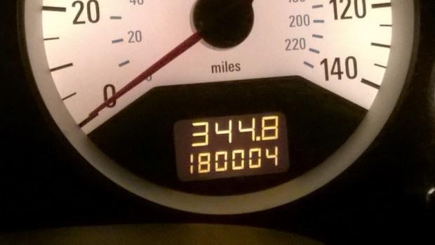 180,000 miles