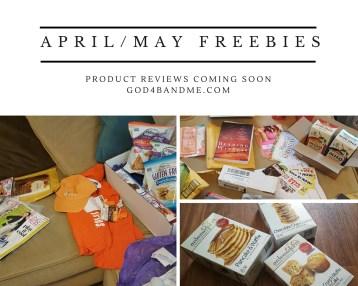 April-May-Freebies