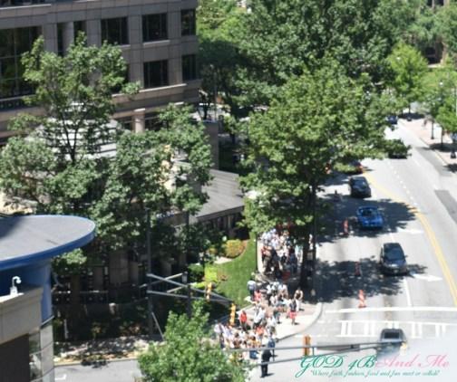 Opening-parade
