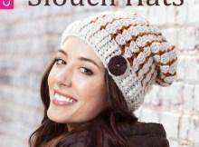 Urban Slouch Hats - Crochet Pattern Book