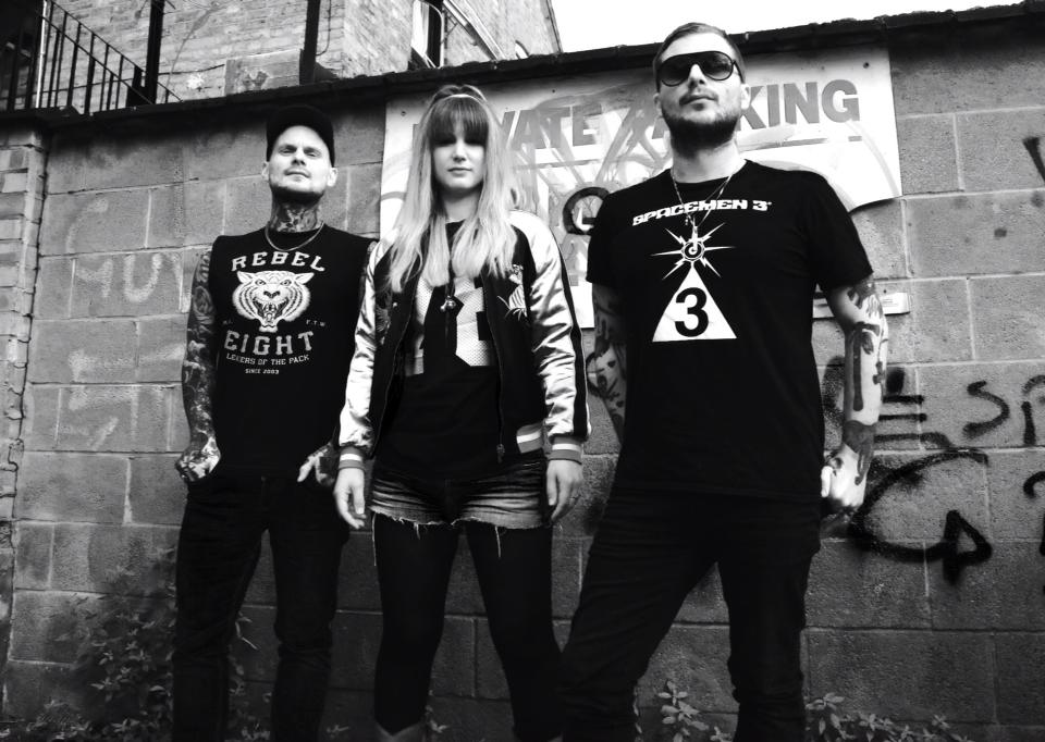 Track Of The Day #930: We Three And The Death Rattle - I See Static