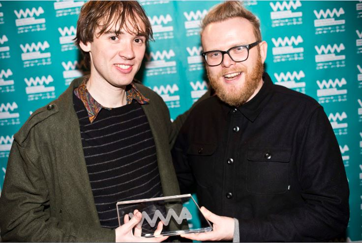 VIDEO REPORT: Meilyr Jones wins the Welsh Music Prize 2016