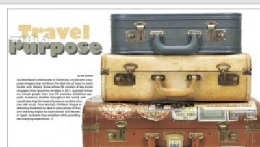 Travel with a purpose 1