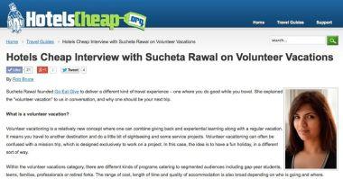 interview with hotelscheap