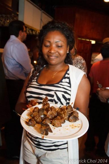 Nigeria chicken gizzard